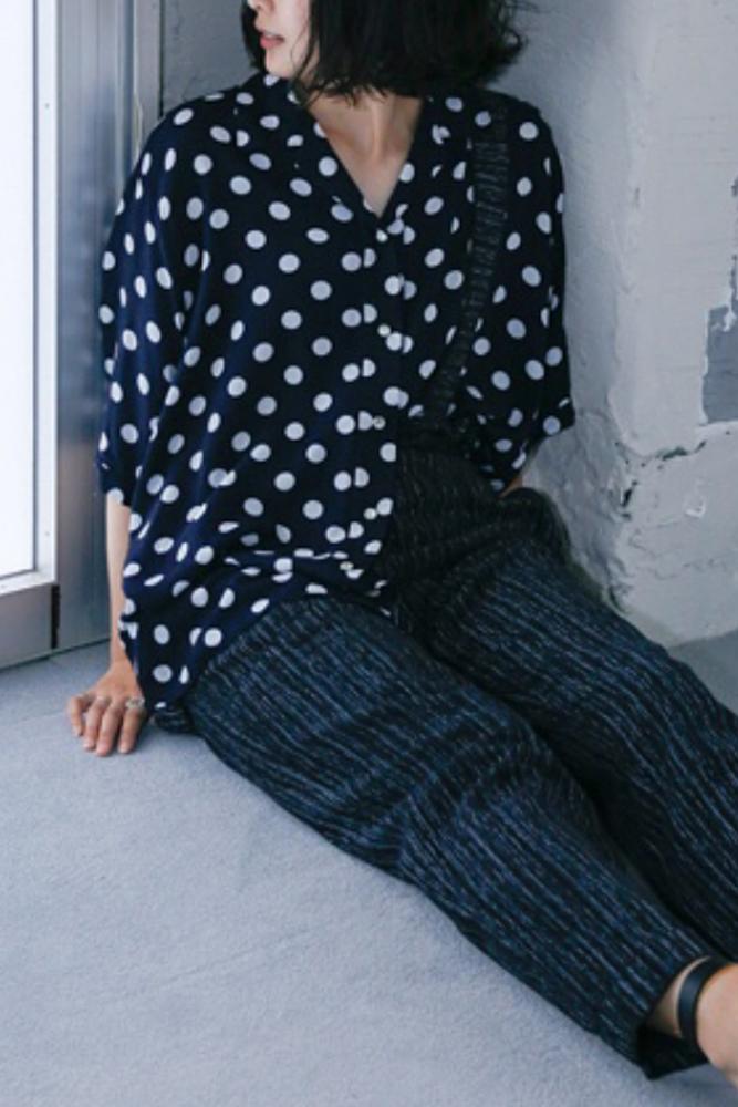 90's Polka Dot Shirt