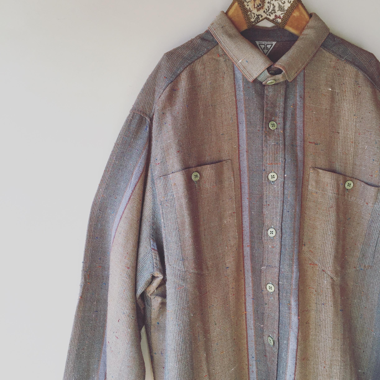 vintage oversized shirts