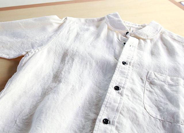 リネンシャツ【COMMUNE-WORKS】