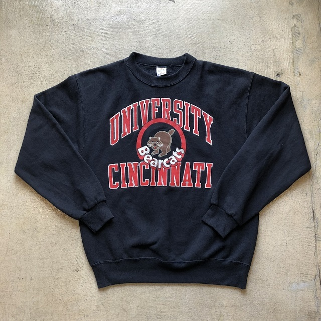 Cincinnati University Bearcats Sweat Shirts