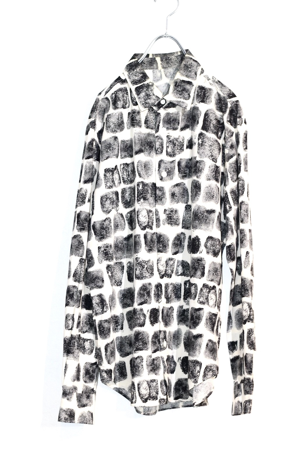 n.hollywood 指紋 shirt
