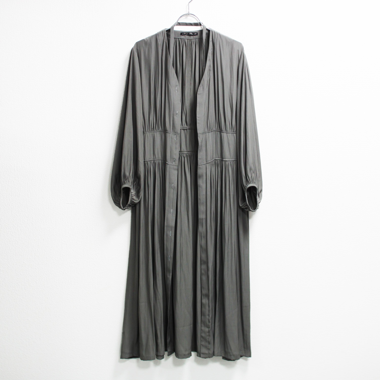 P/サフィール割繊ピーチタッチ・羽織OP