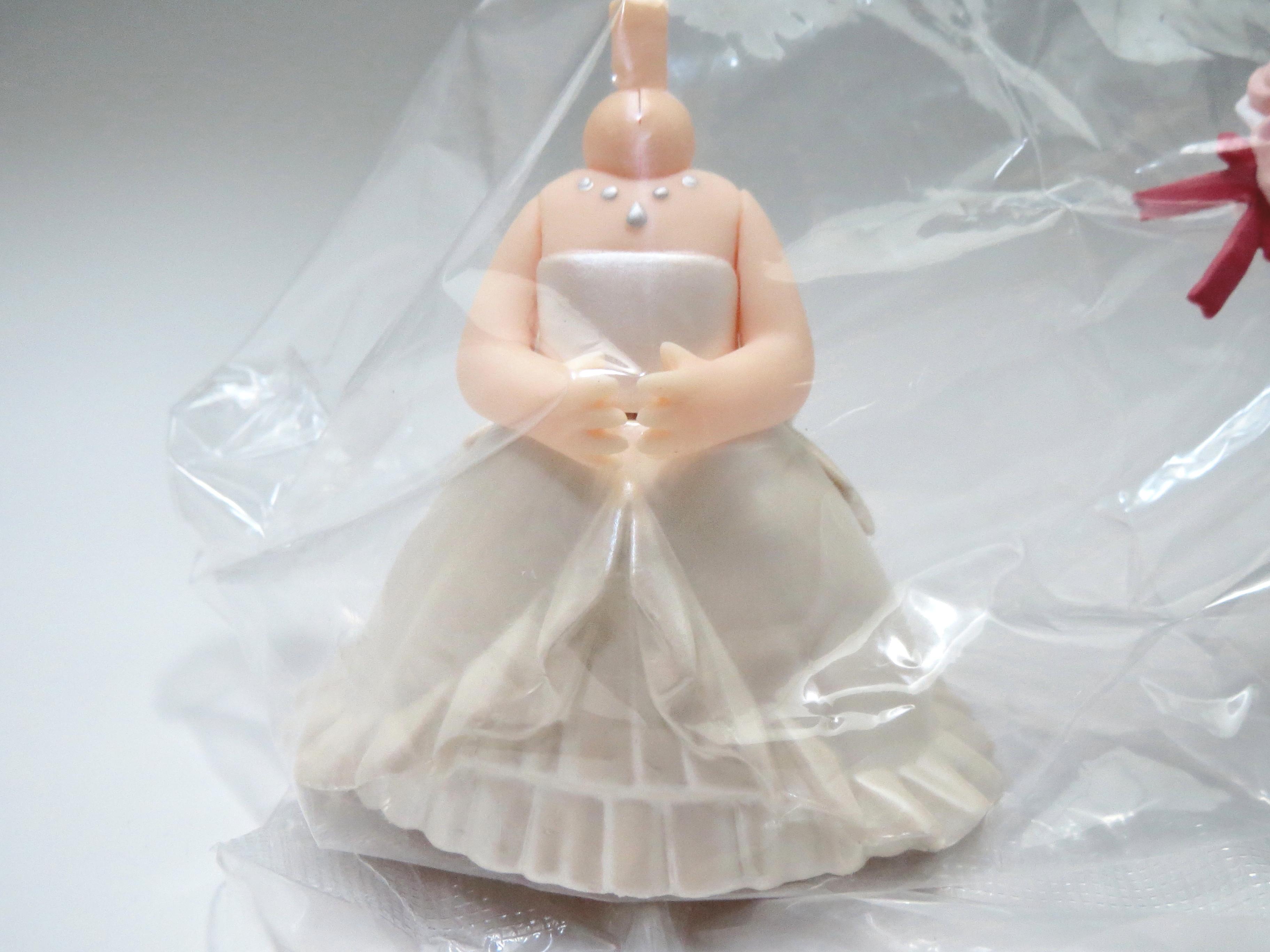 再入荷 ねんどろいどもあ きせかえウエディング 体パーツ ドレス ピュアリーホワイト