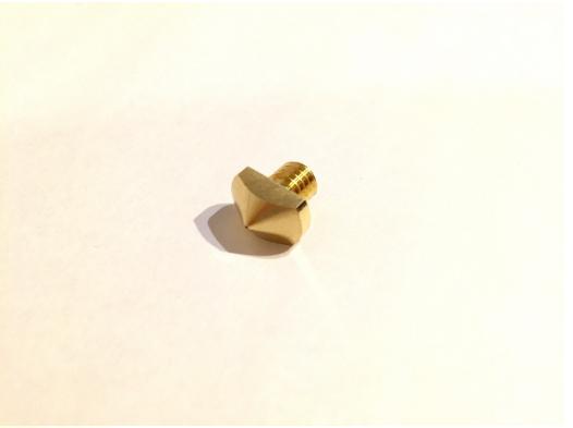 MagnaRectaホットエンド用ノズル 0.6mm - 画像1