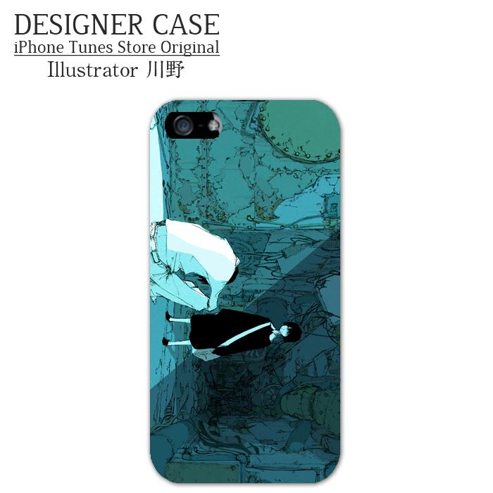 iPhone6 Plus Hard case [Tikadou]  Illustrator:Kawano