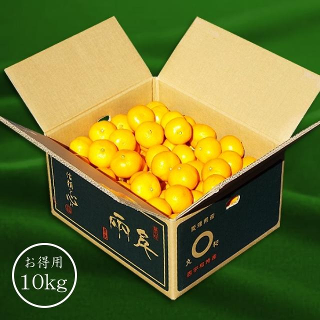 「日の丸みかん 千両 優品」Sサイズ 10kg