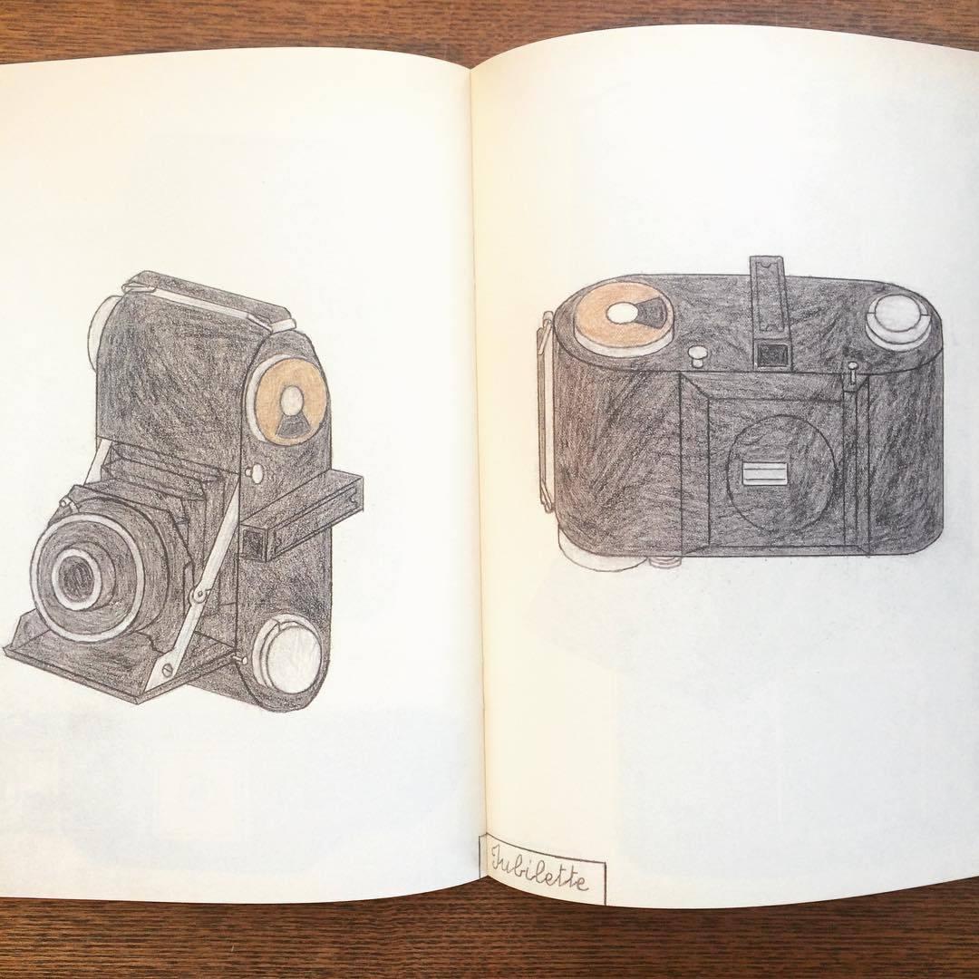 ZINE「MARC'S CAMERAS マークスカメラ/フィリップ・ワイズベッカー」 - 画像3