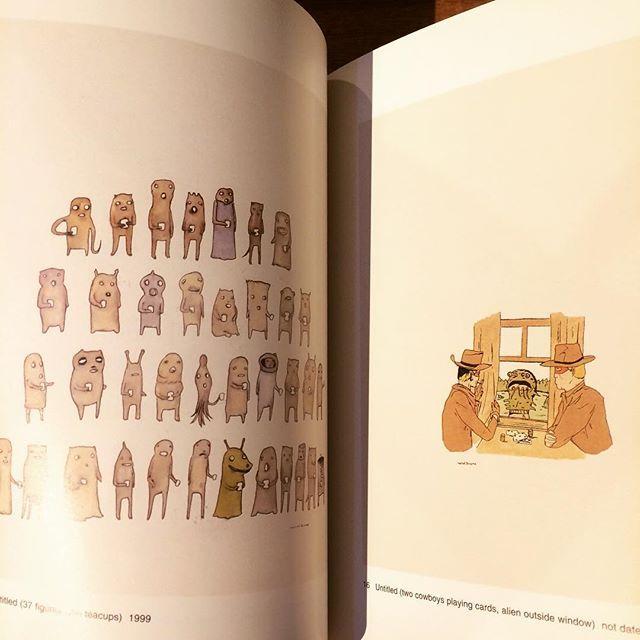 画集「Drawings by Marcel Dzama: From the Bernardi Collection」 - 画像2