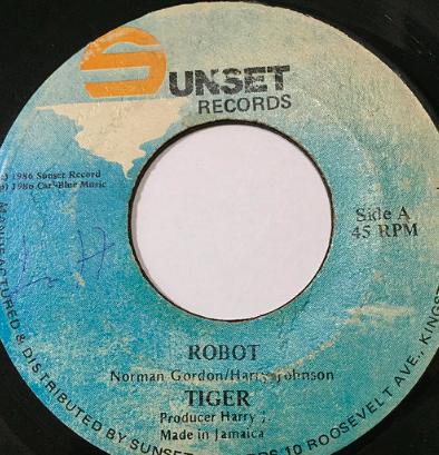 Tiger(タイガー) - Robot【7'】