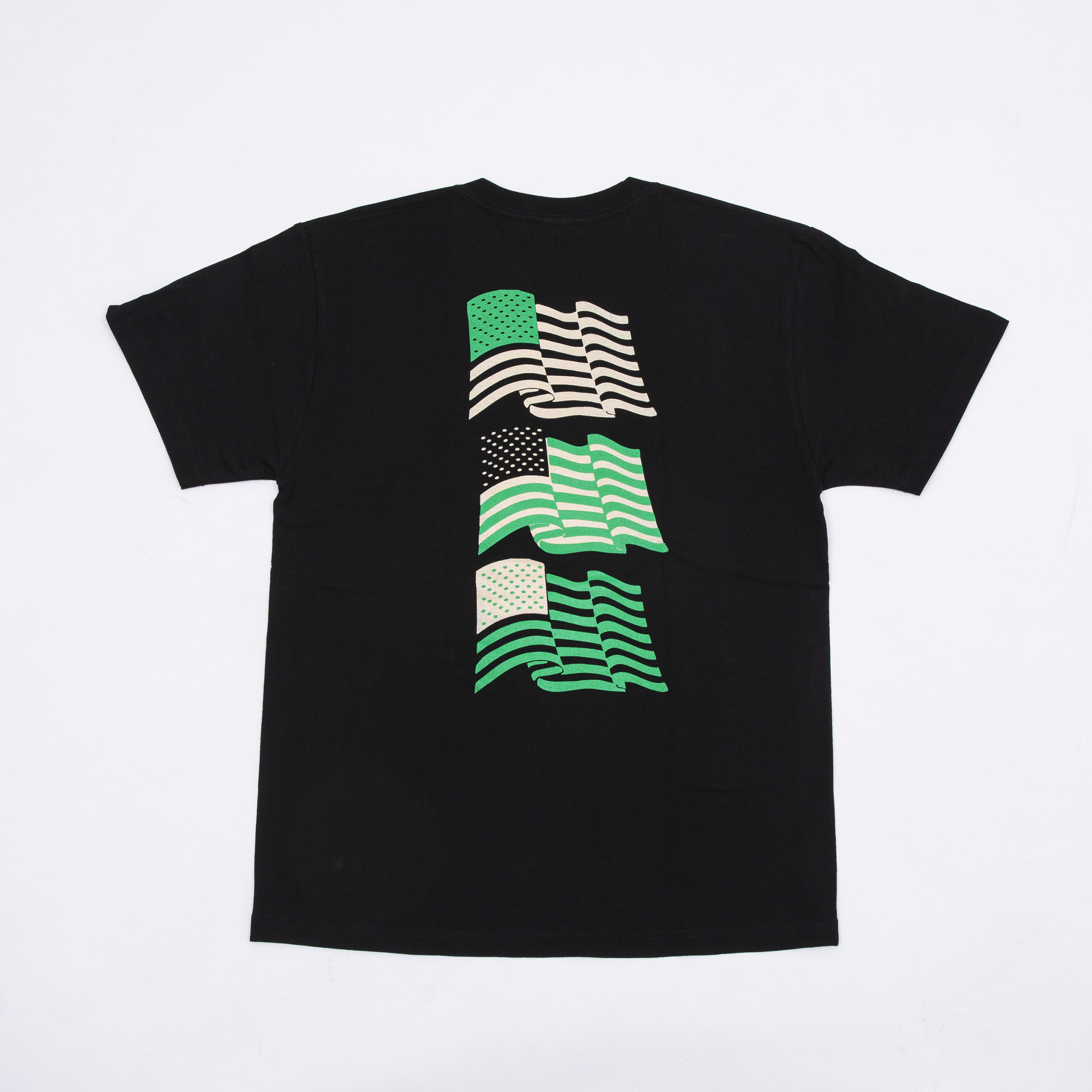 CIVIL CHAMP T-SHIRTS BLACK