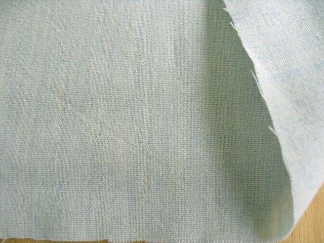 綿先染めダンガリー サックス CTN-0155