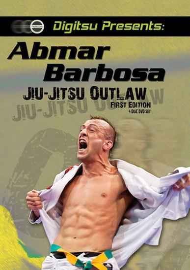 アブマー・バルボーザ「柔術アウトロー」 4枚組DVD