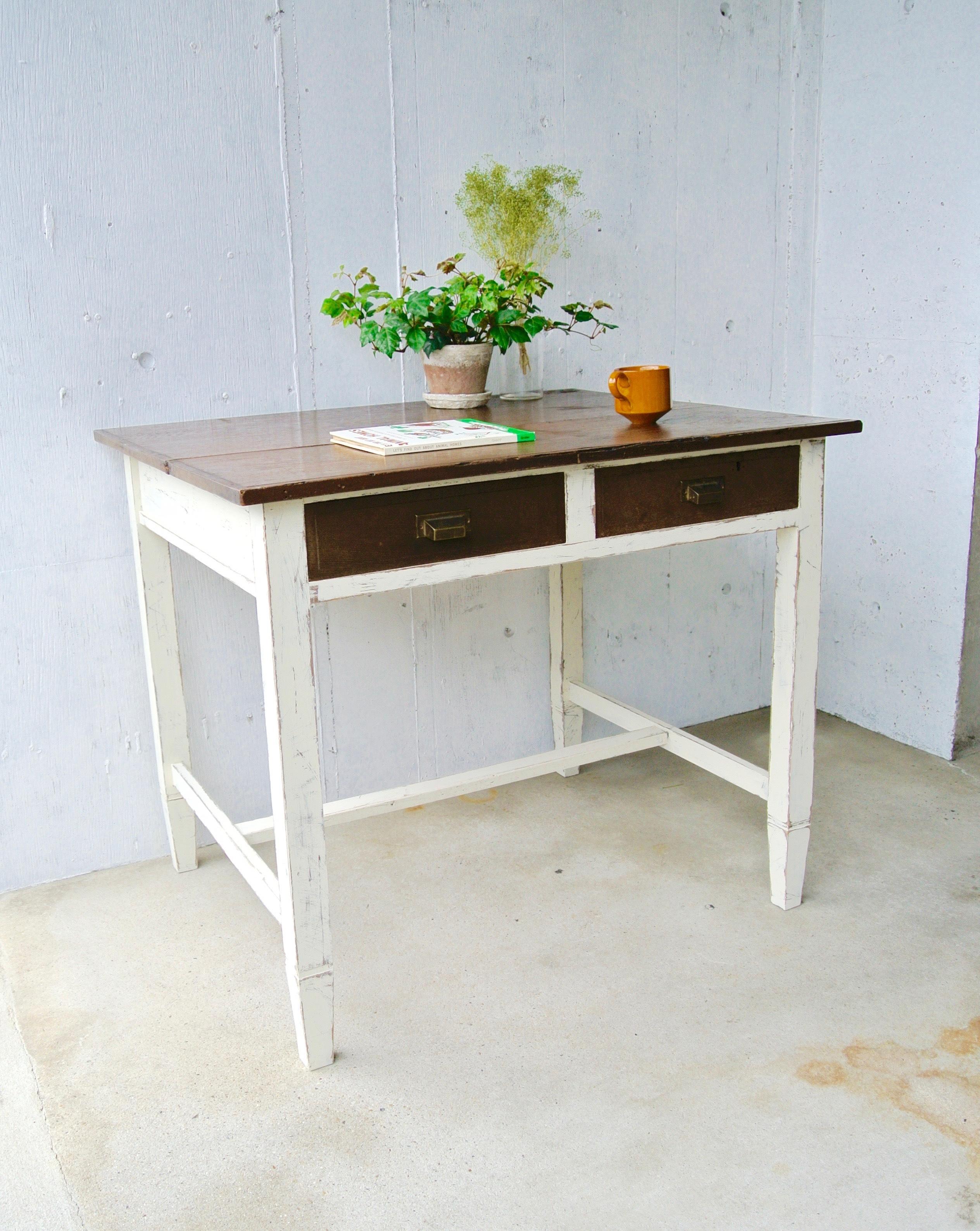木天板×白脚のテーブル[オリジナルリメイク]