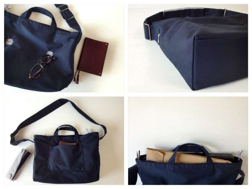 【受注生作】CATALOG PAGE | MARUMADO BAG