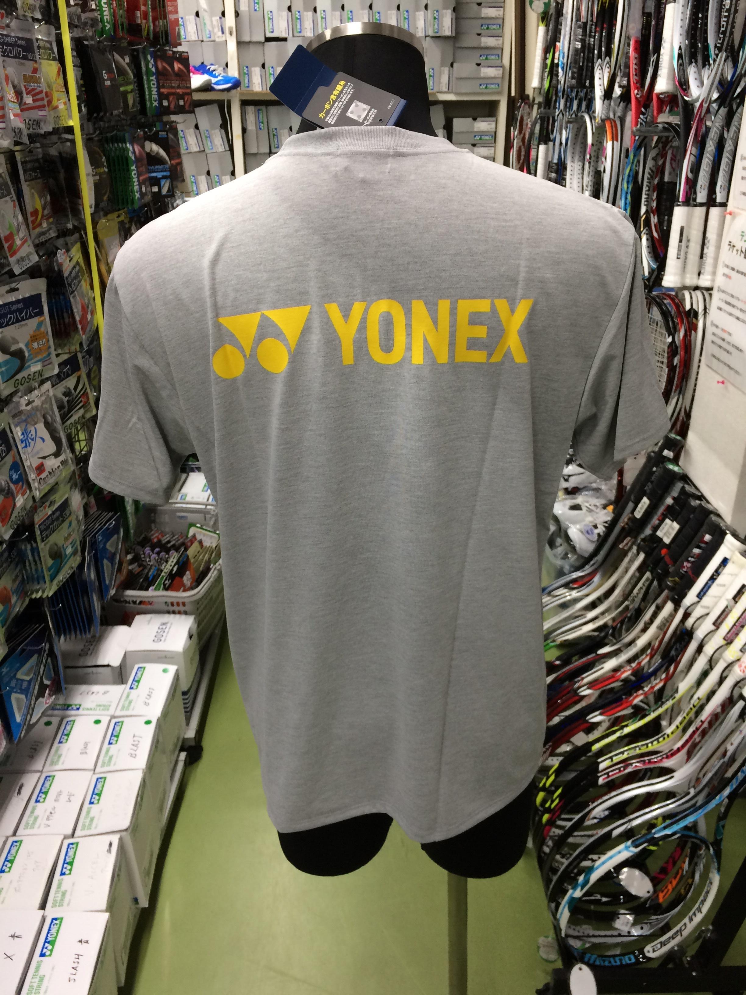 ヨネックス ユニドライTシャツ 16250Y - 画像5