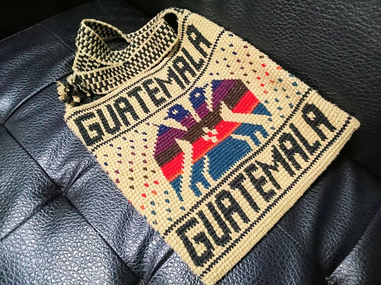 ショルダーバッグ05(グアテマラ)