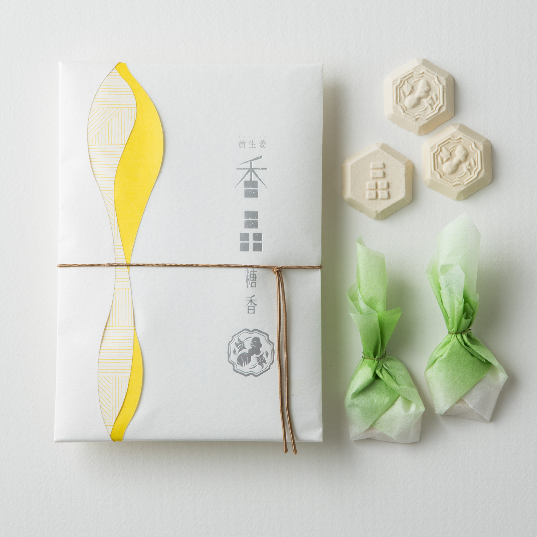 黄生姜(きなしょうが) 香晶〜糖香〜