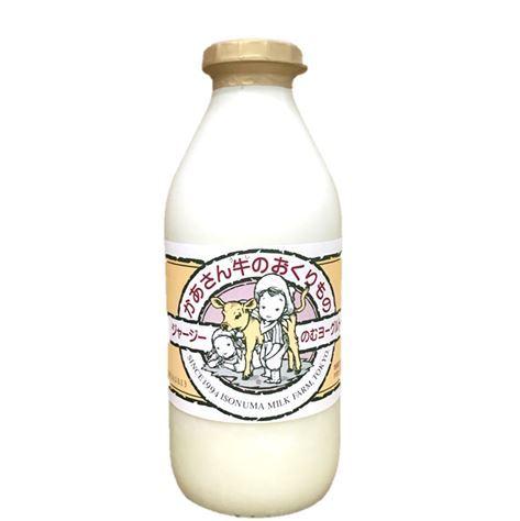 ジャージー飲むヨーグルト(オリゴ糖入り)900cc