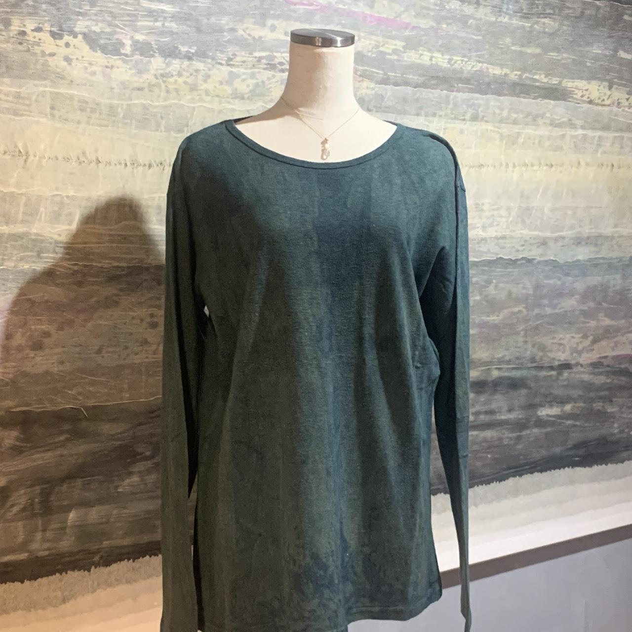 【先行販売価格】∞ロングTシャツ∞ ヘンプコットン