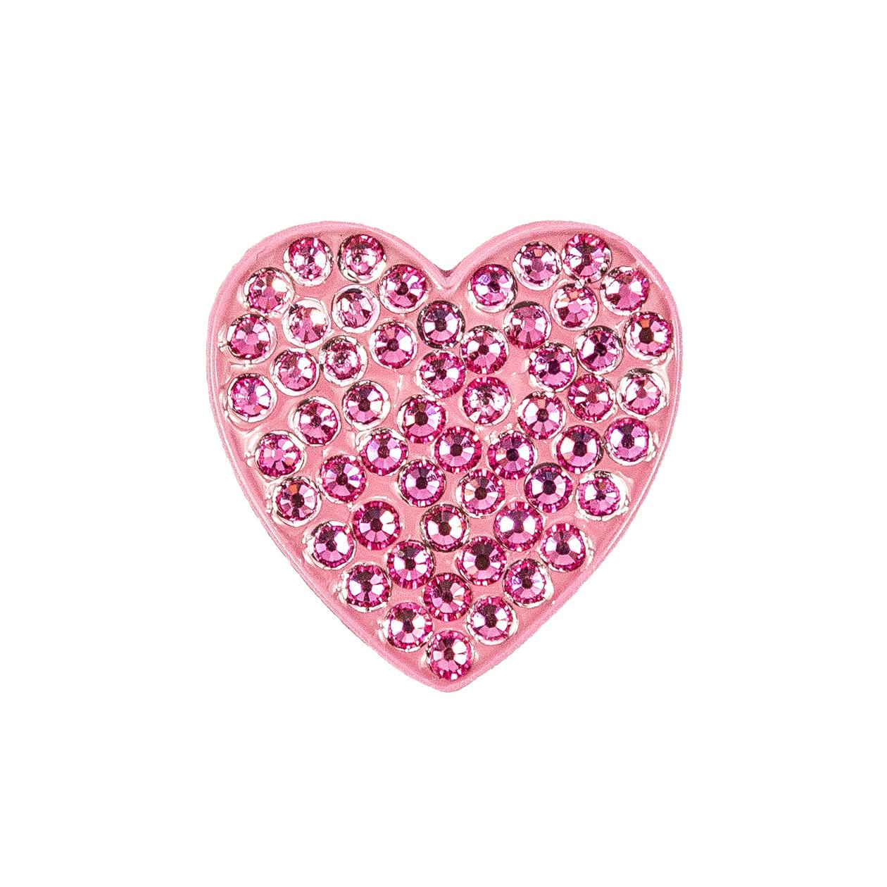 25. Heart Pink