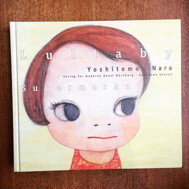 画集「Lullaby Supermarket/奈良美智」 - 画像1