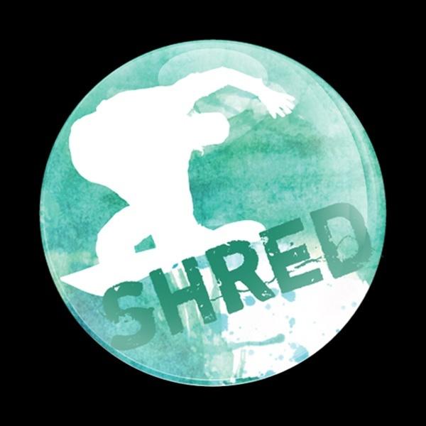ゴーバッジ(ドーム)(CD0500 - SPORTS SHRED 01) - 画像1