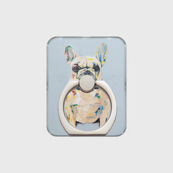 French bull / スマホリング