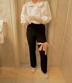 【KissMeLove】straight pants