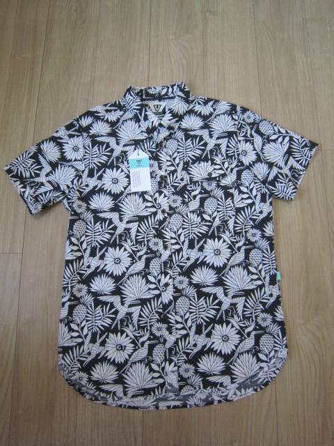 VISSLA  ALOHAシャツ