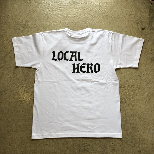 LOCALS ONLY #Local Hero Tee