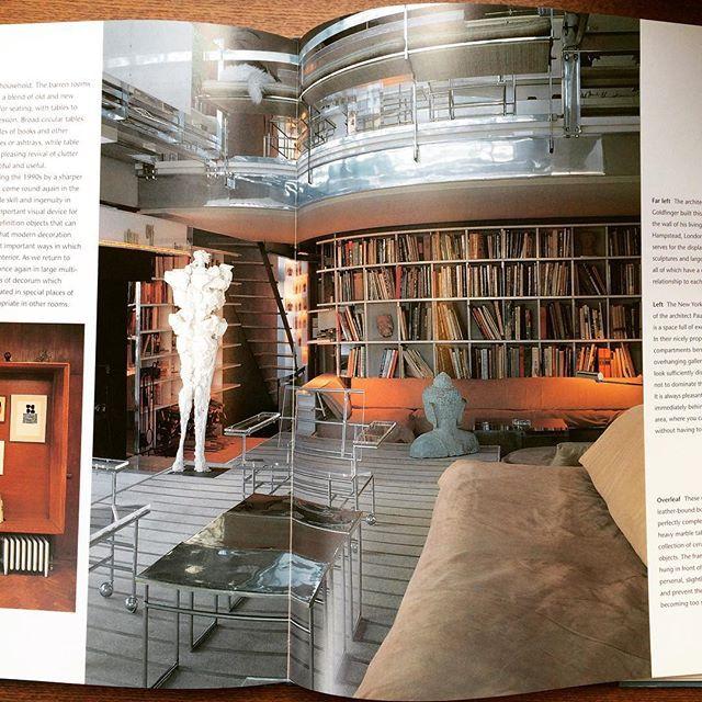 インテリアの本「Living with Books/Alan Powers」 - 画像3