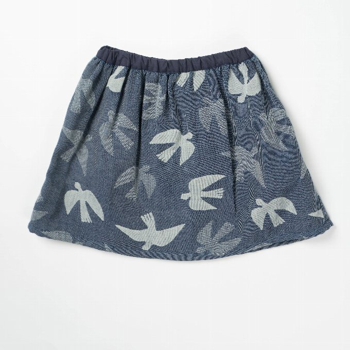 BOBOCHOSES スカート( Birds )