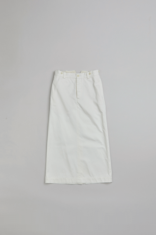 ワークチノスカート / WORK CHINO SKIRT - WEST POINT