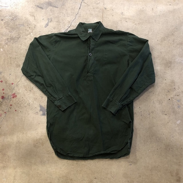 Swedish Military Pullover Shirt TP-432