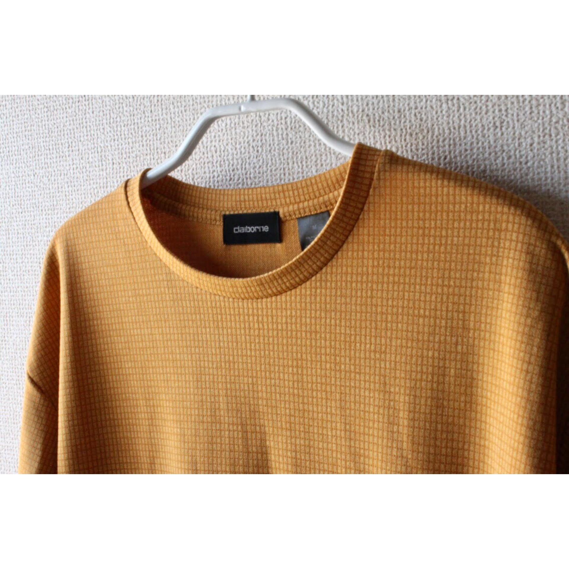 Vintage orange t shirt