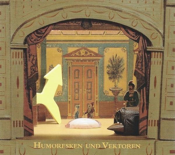 ASMUS TIETCHENS - Humoresken und Vektoren  CD - 画像1