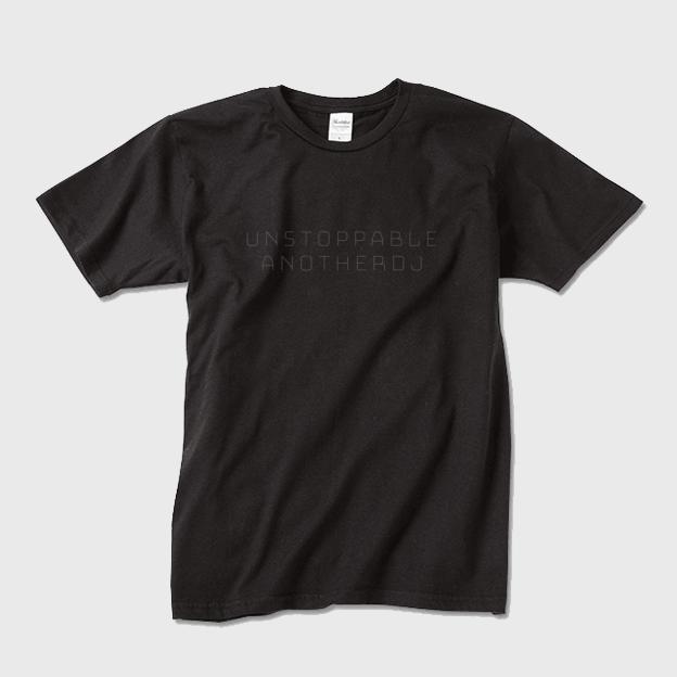 unstoppable_logo_glay Tシャツ 黒  Lサイズ - 画像1