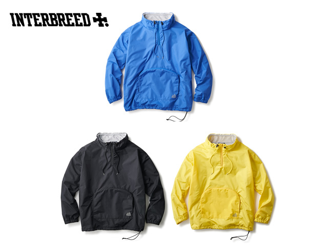 INTERBREED|ALL WEATHER TRAIL ANORAK