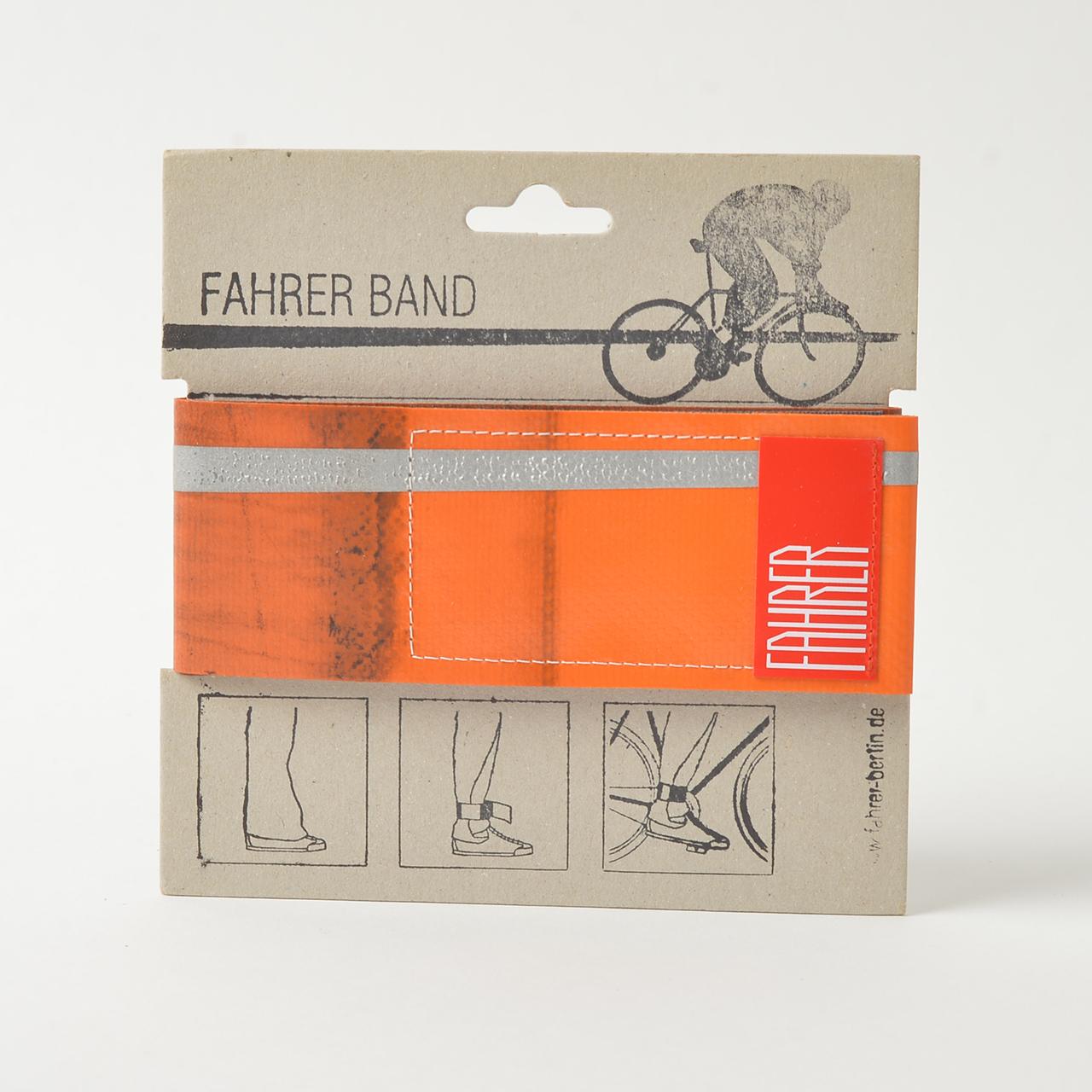 FAHRER(ファーラー)リフレクティブ レッグバンド 026