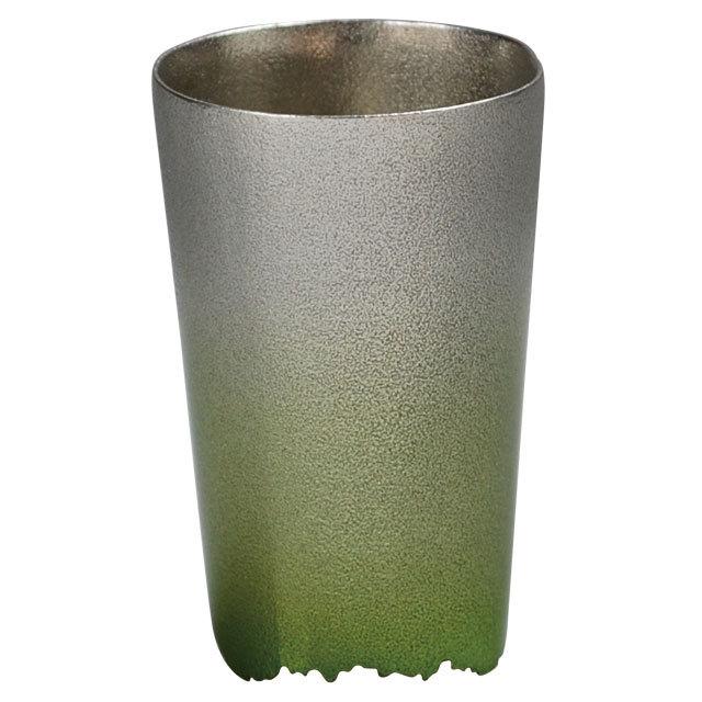 SHIKICOLORS Pale green Tumbler S