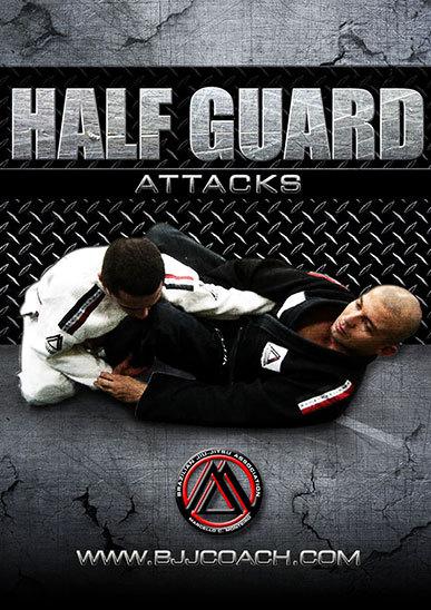 マルセロ・モンテイロ ハーフガード アタックス ブラジリアン柔術教則DVD|MARCELLO MONTEIRO HALF-GUARD ATTACKS DVD