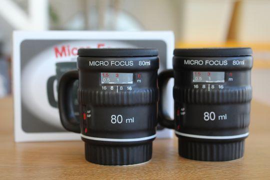 Micro Focus 2 Espresso Mugs