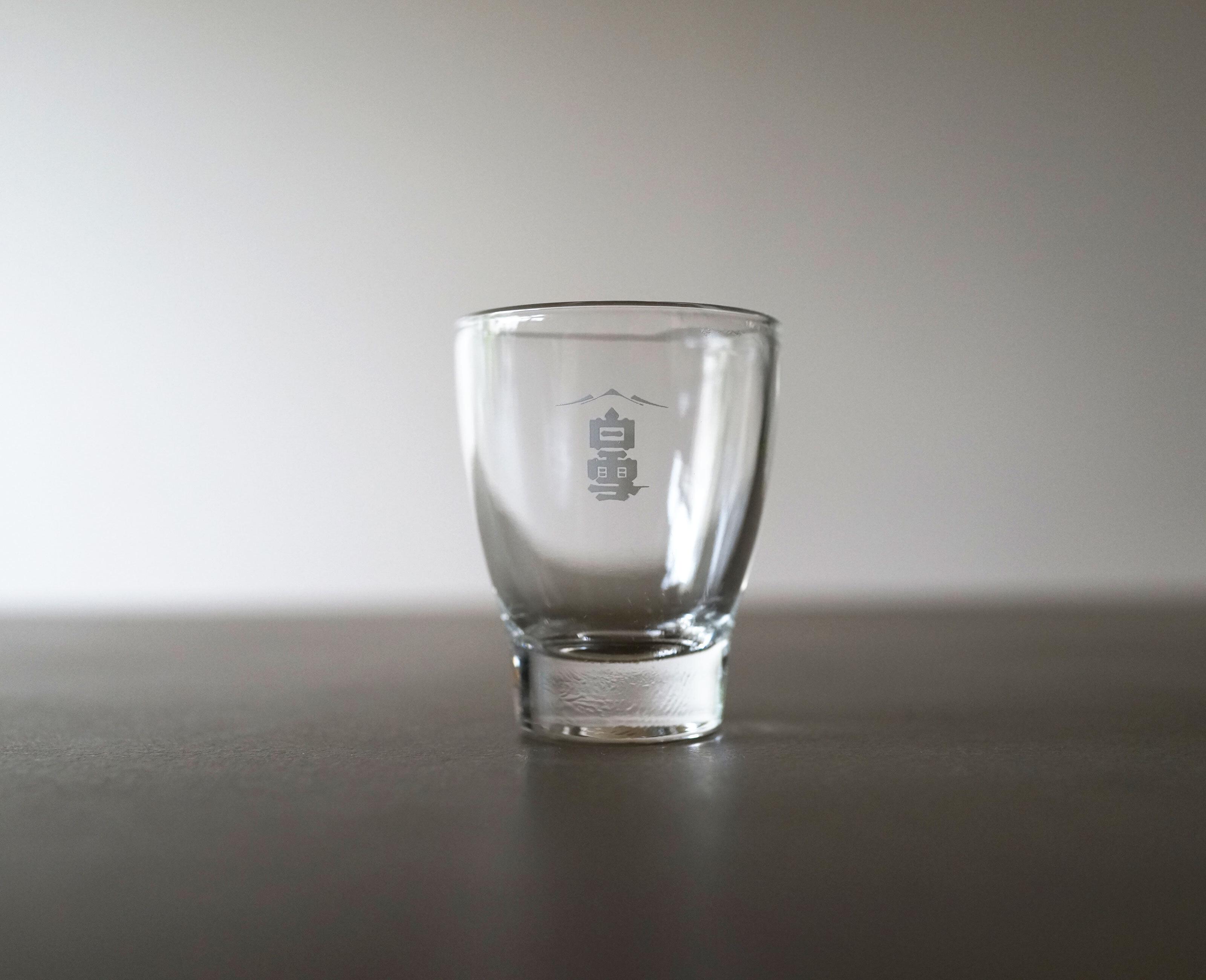 東洋ガラス ガラス盃(さかずき)