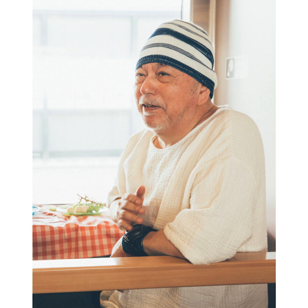 【再入荷】KASURI KNIT CAP