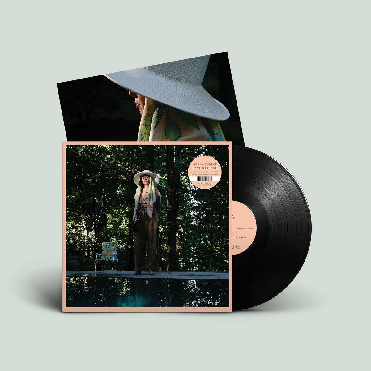 Maria Usbeck / Envejeciendo(LP)