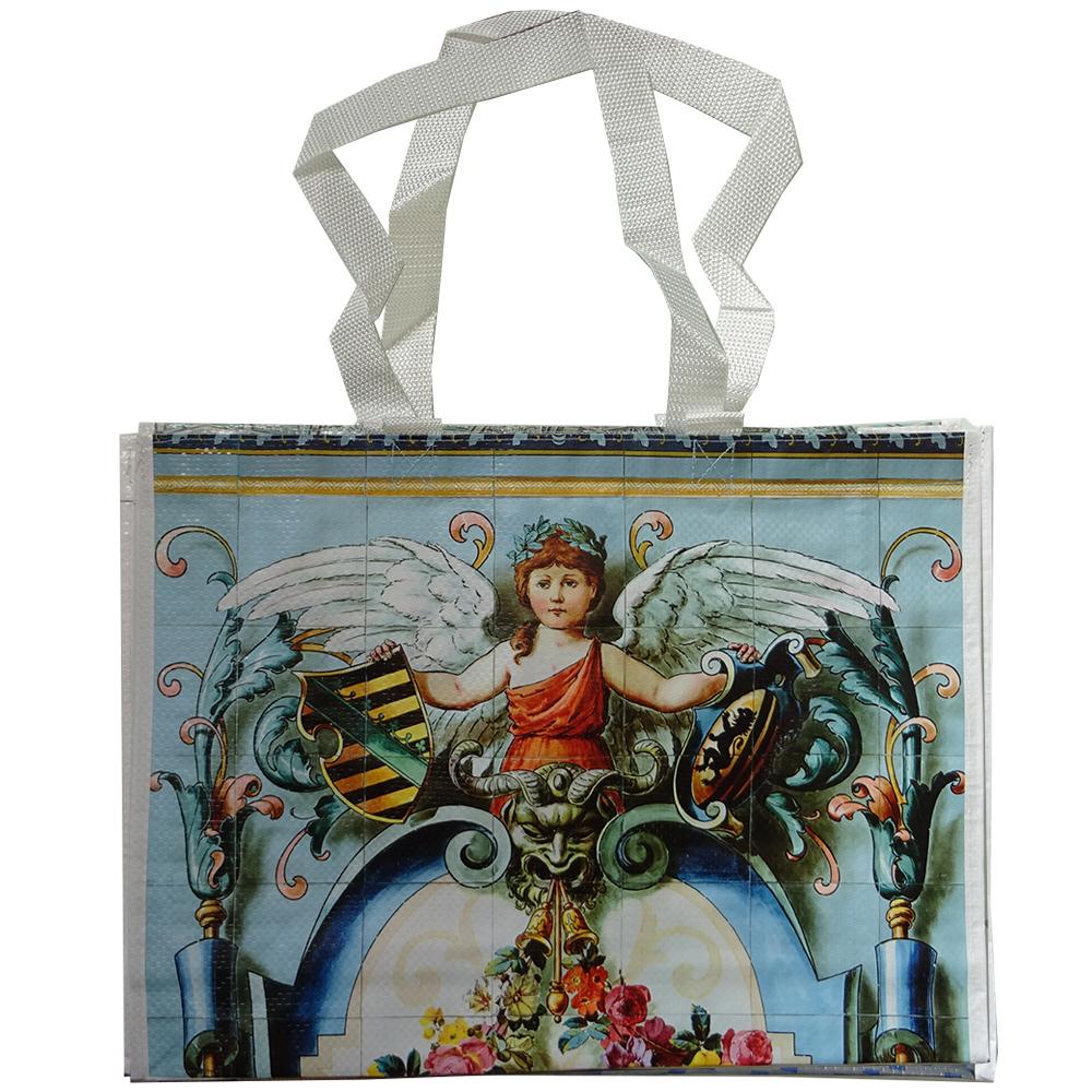 ドイツ ヴィクトリアン 天使のショッピングバッグ