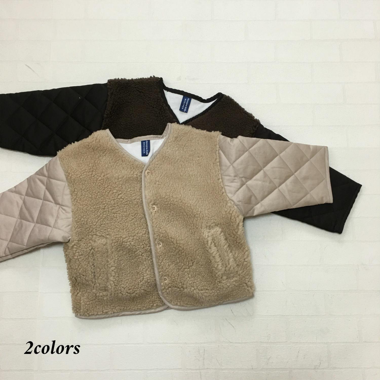 ボアスウィッチジャケット【O035】