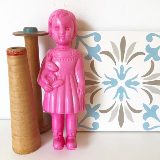 Clonette Doll   24cm ピンク (クロネットドール)