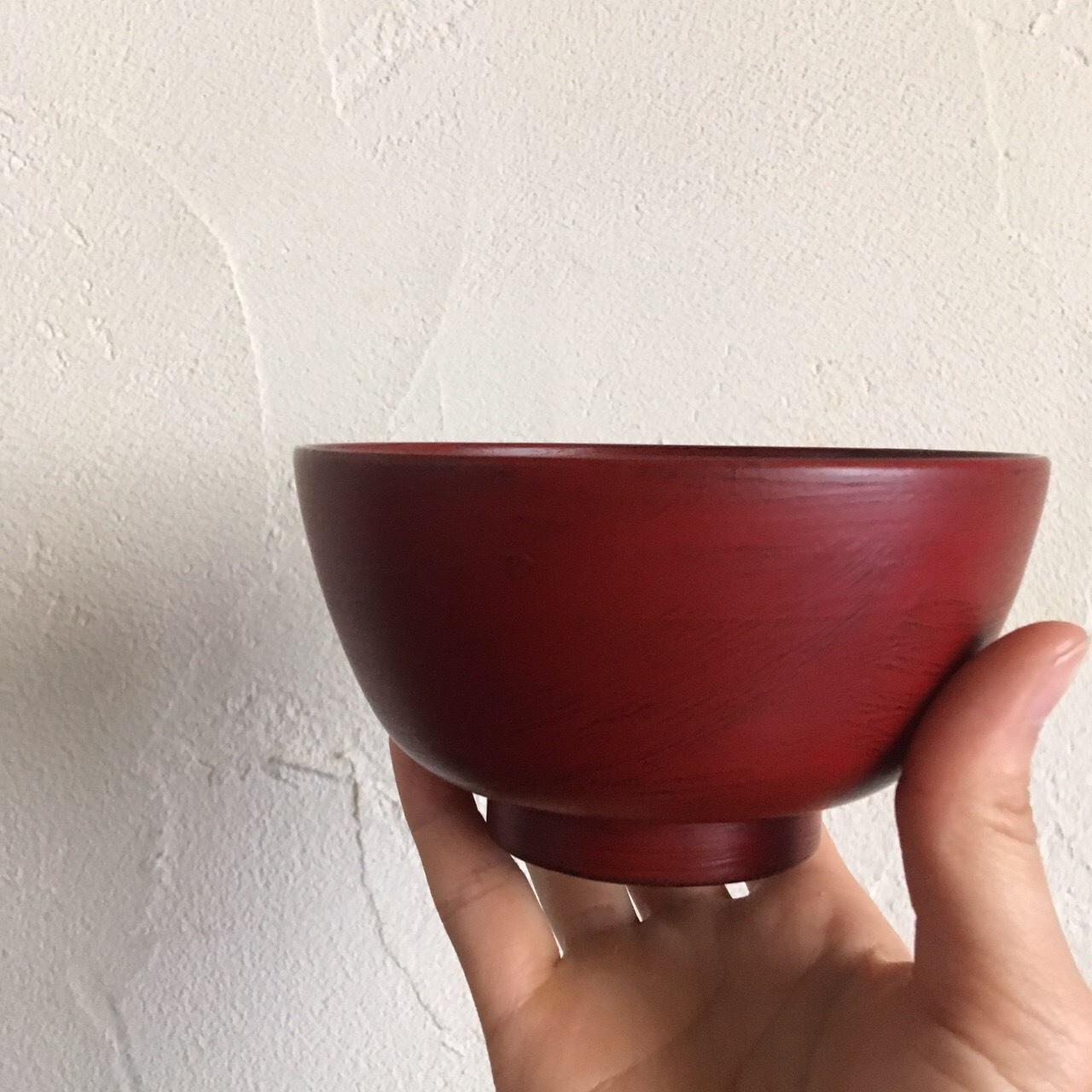 発酵食堂カモシカの汁椀