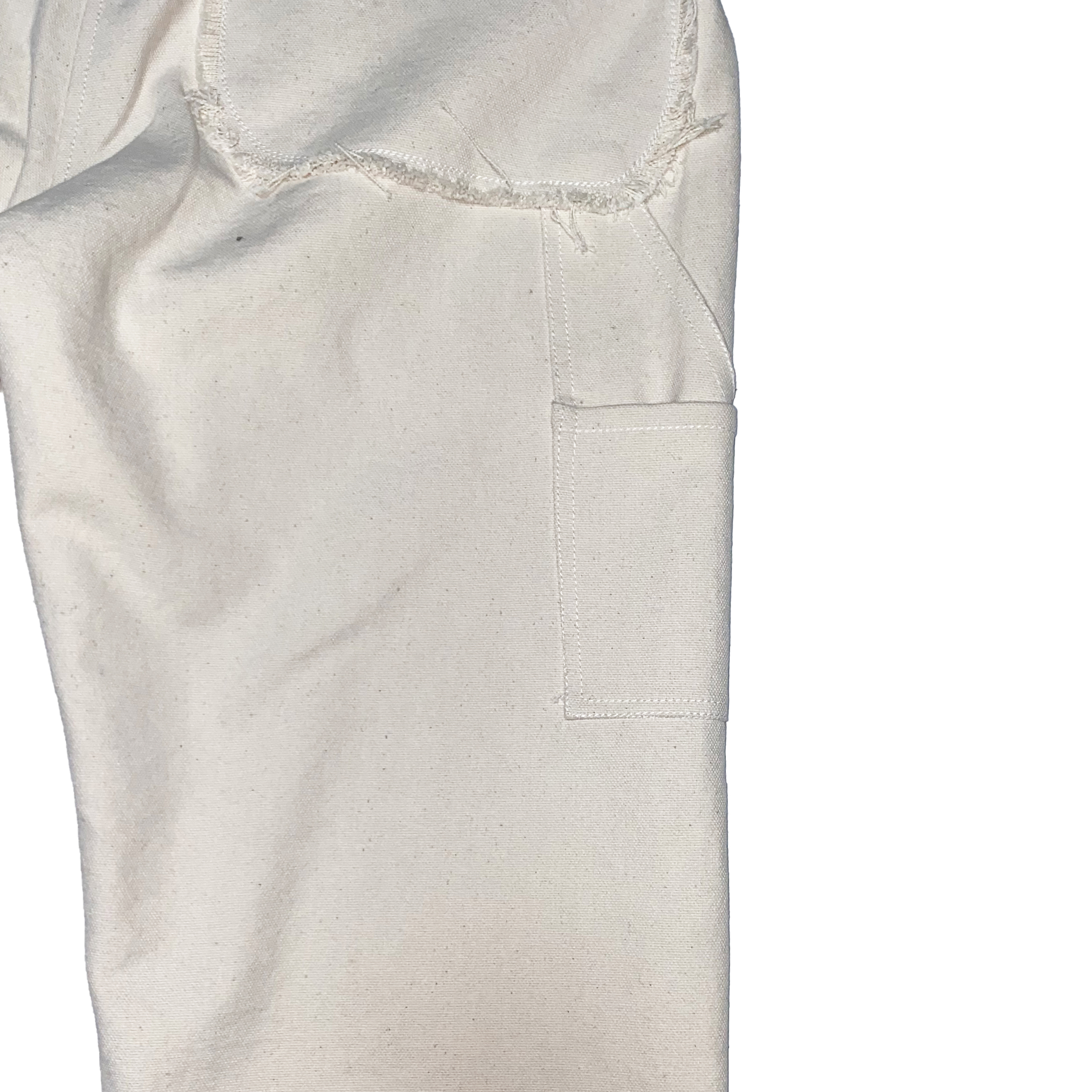 Carpenter Pants / White - 画像4